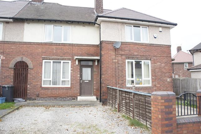 2 bed terraced house for sale in Cookson Road, Southey Green, Sheffield