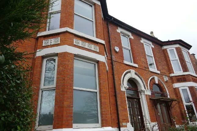 Thumbnail Terraced house for sale in Clarendon Road, Whalley Range, Manchester
