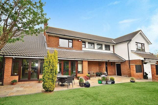 Thumbnail Detached house for sale in Holywell Avenue, Monkseaton, Whitley Bay