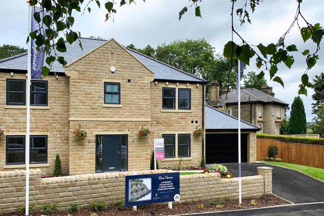 Thumbnail Detached house for sale in The Sherwood, Snelsins View, Cleckheaton