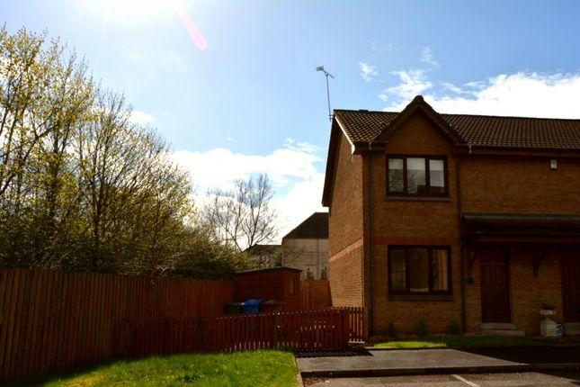 Thumbnail Terraced house to rent in Hunter Gardens, Bonnybridge