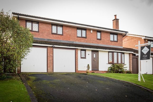 Thumbnail Detached house for sale in Rea Valley Drive, Northfield, Birmingham