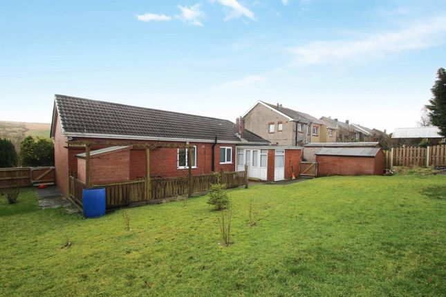 Thumbnail Detached bungalow for sale in Rochdale Road, Bacup, Rossendale