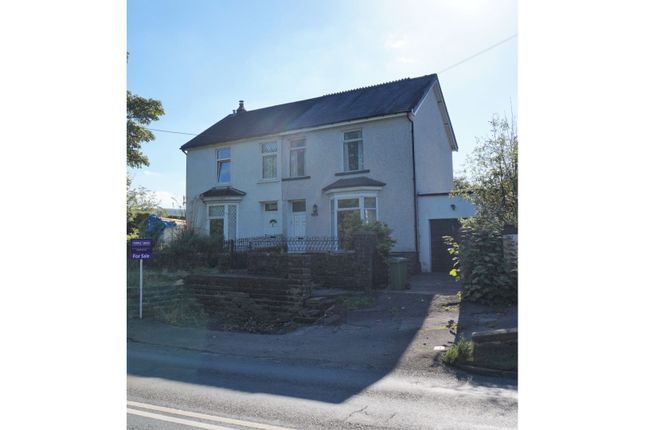 Thumbnail Semi-detached house for sale in Hirwaun Road, Aberdare