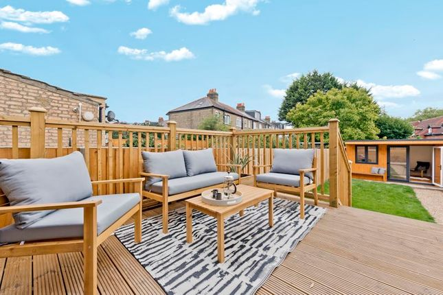 4 bed terraced house for sale in Boundary Road, Colliers Wood, London SW19