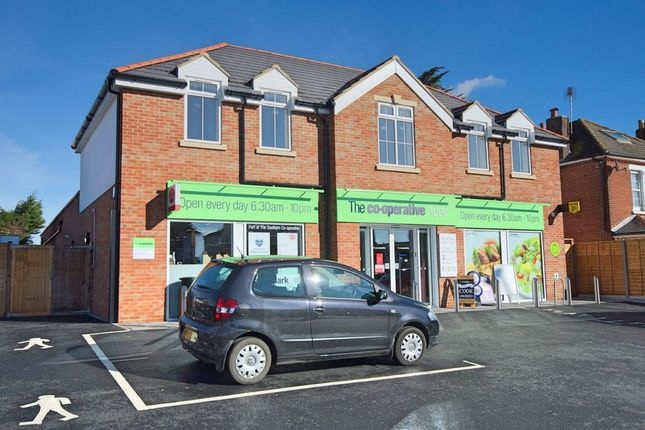 Thumbnail Flat for sale in Main Road, Southbourne, Emsworth