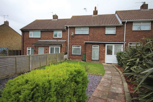 Thumbnail Terraced house for sale in Park View, Folkestone
