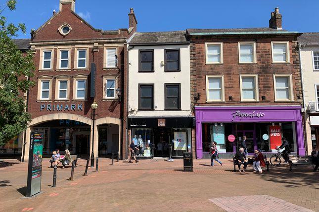Thumbnail Retail premises to let in English Street, Carlisle