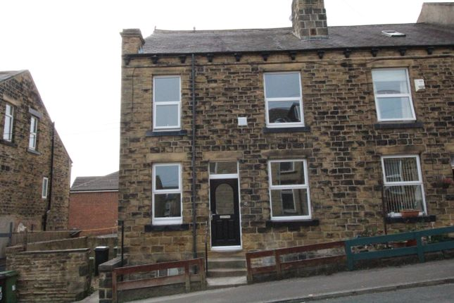 2 bed end terrace house to rent in Cowley Road, Rodley, Leeds LS13