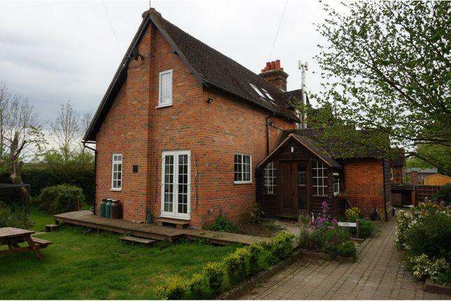 Thumbnail Semi-detached house for sale in Hever Road, Edenbridge