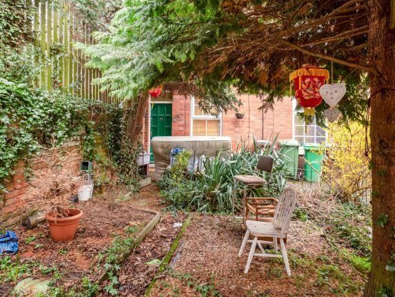 Thumbnail End terrace house for sale in Falcon Grove, Nottingham, Nottinghamshire