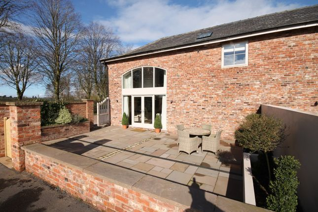 Thumbnail Barn conversion to rent in New Hall Estate, Stocks Lane, Over Peover