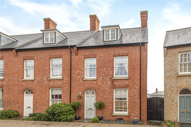 Thumbnail End terrace house for sale in Reeve Street, Poundbury, Dorchester