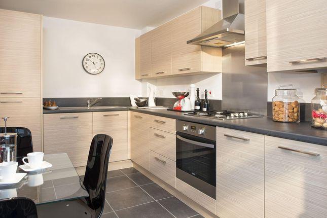 "Thumbnail Detached house for sale in ""Stevenson"" at Fen Street, Wavendon, Milton Keynes"