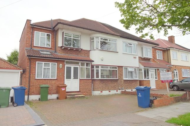 4 bed semi-detached house to rent in Parkthrone Drive, North Harrow