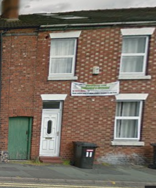 Thumbnail Shared accommodation to rent in South Street, Crewe