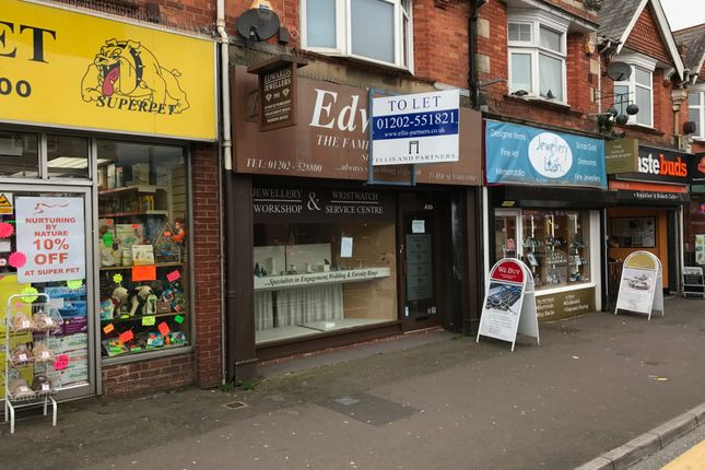 Thumbnail Retail premises to let in Wimborne Road, Winton