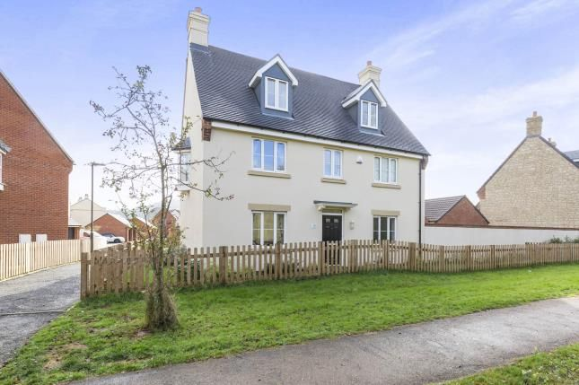 Thumbnail Detached house for sale in Sycamore Walk, Lobleys Drive, Brockworth, Gloucester