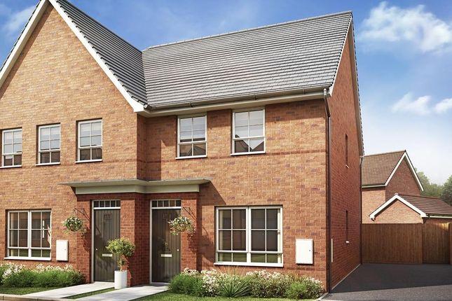 """Thumbnail End terrace house for sale in """"Chawton Dms"""" at Hamble Lane, Bursledon, Southampton"""