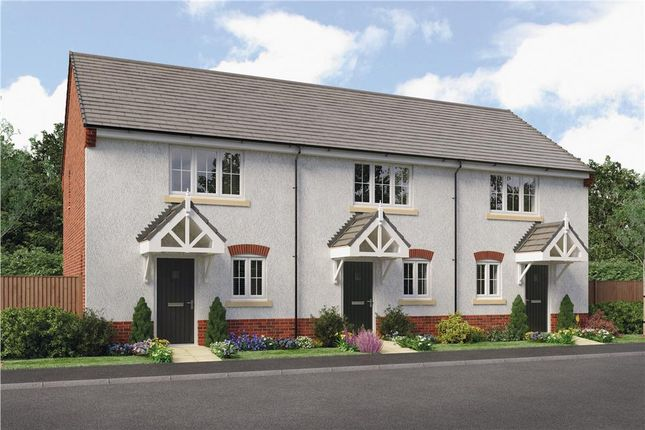 "Thumbnail Mews house for sale in ""Hopton"" at Luke Lane, Brailsford, Ashbourne"