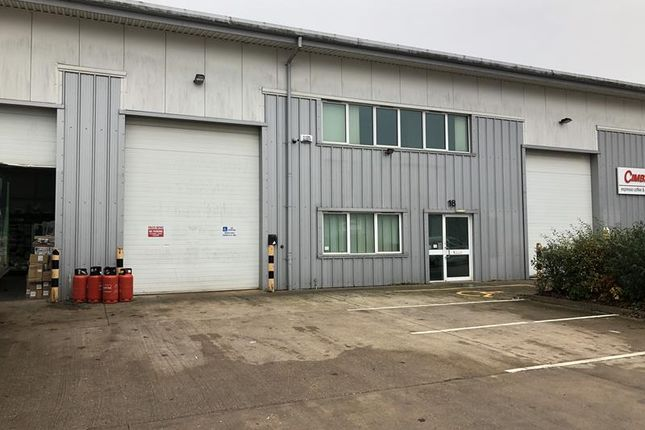Thumbnail Light industrial to let in Unit 18 Spitfire Close, Coventry Business Park, Coventry, West Midlands
