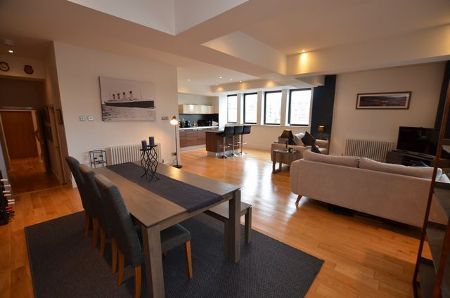 Thumbnail Flat to rent in James Morrison Street, City Centre, Glasgow, Lanarkshire