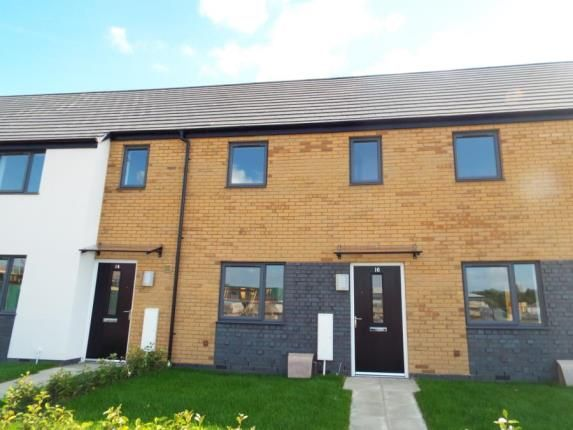 Thumbnail End terrace house for sale in Belgrave Riverside, Ross Walk, Leicester