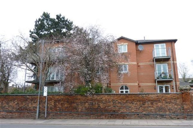 Thumbnail Flat for sale in Midland Road, Wellingborough, Northamptonshire.