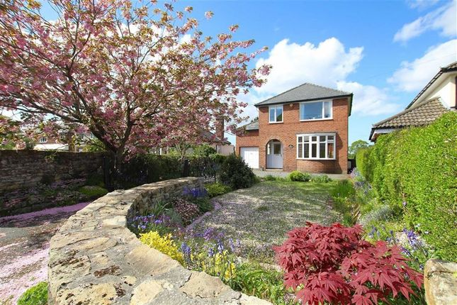 4 bed detached house for sale in Church Road, Northop, Flintshire