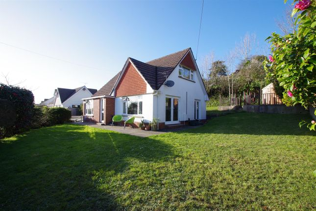 Thumbnail Detached bungalow for sale in Higher Park Road, Braunton
