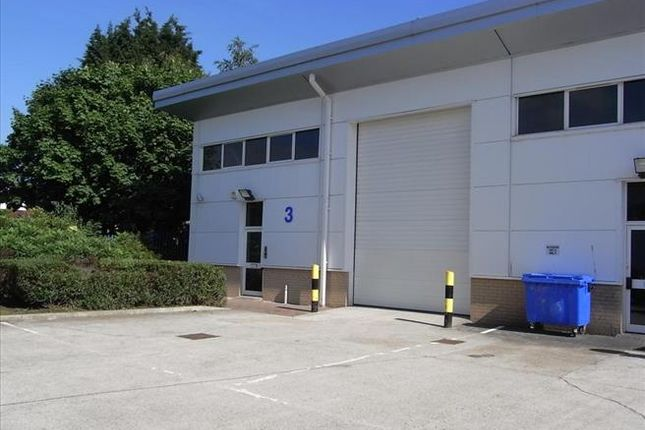 Thumbnail Light industrial to let in Unit 3 Gateway Business Centre, Tom Cribb Road, Woolwich, London