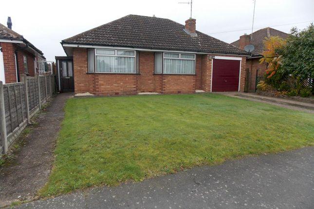 Thumbnail Detached bungalow for sale in Churchill Avenue, Droitwich