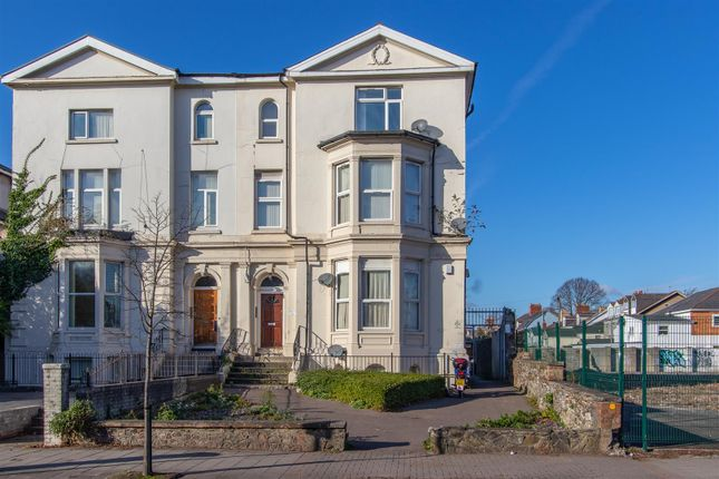 Thumbnail Property to rent in The Court, Newport Road, Roath, Cardiff