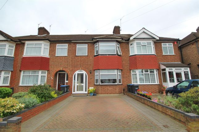 Thumbnail Terraced house for sale in Lynmouth Avenue, Enfield