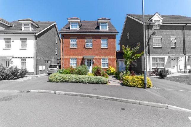 Thumbnail Detached house for sale in Morgraig Avenue, Celtic Horizon, Newport.