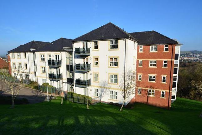 Thumbnail Flat for sale in 2 Bedroom Luxury Apartment, Cleave Road, Sticklepath, Barnstaple