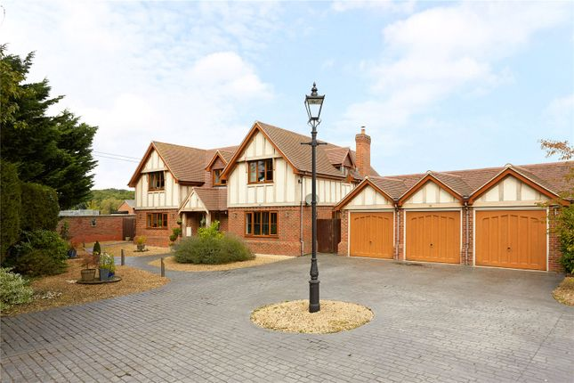 Thumbnail Detached house for sale in Ascot Road, Holyport, Maidenhead, Berkshire