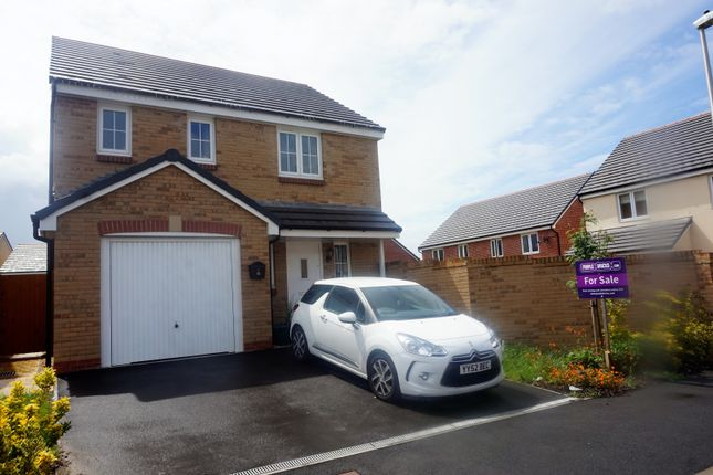 Thumbnail Detached house for sale in Ffordd Maes Gwilym, Carway, Kidwelly