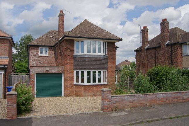 Thumbnail Property for sale in Minden Drive, Bury St. Edmunds