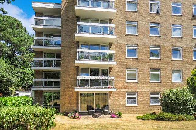Thumbnail Flat for sale in Hurst Hill, Canford Cliffs, Poole