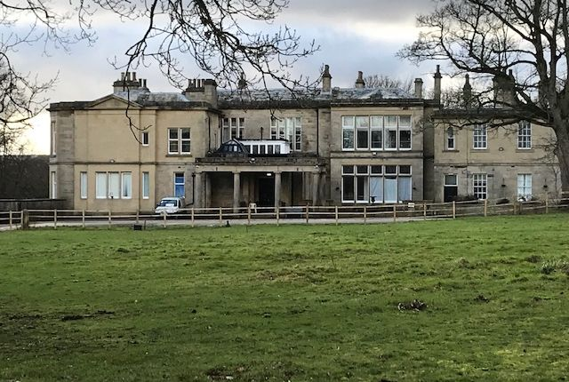 Thumbnail Hotel/guest house for sale in The Mansion - St Ives Estate, Harden Road, Bingley