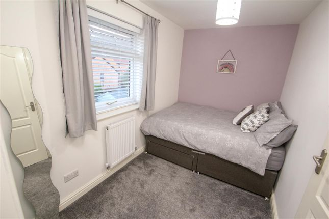 Bedroom Two of Berryfield Grove, Weston Coyney, Stoke-On-Trent ST3