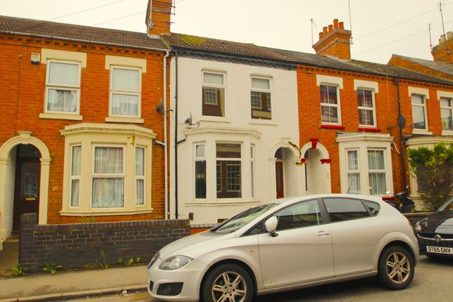 Thumbnail Terraced house to rent in Oliver Street, Northampton, Northamptonshire