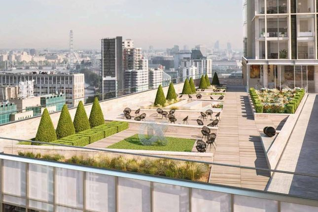 Thumbnail Flat for sale in Penthouse, Damac Tower, Nine Elms