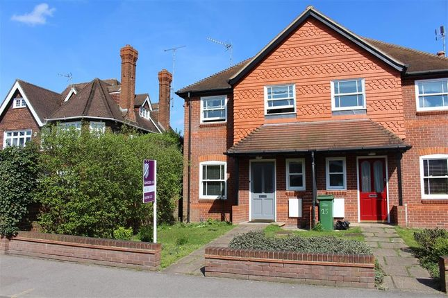 Thumbnail Semi-detached house to rent in Reading Road, Pangbourne, Reading