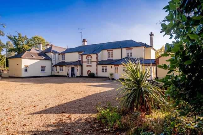 Thumbnail Detached house for sale in Narborough Road, Pentney, King's Lynn