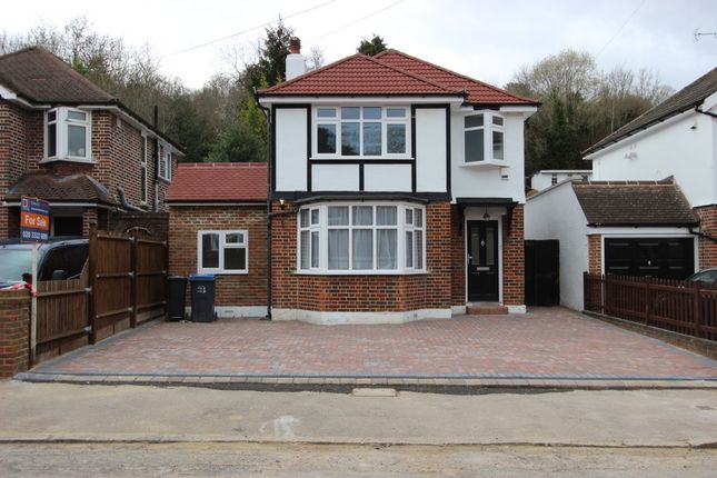 Thumbnail Detached house to rent in Old Lodge Lane, Purley