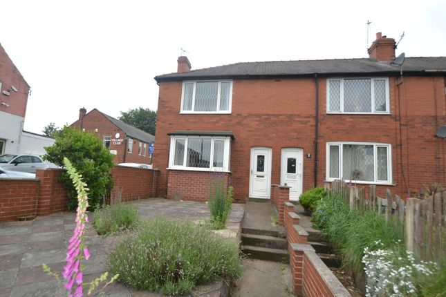Thumbnail End terrace house to rent in Holme Rise, Doncaster Road, South Elmsall