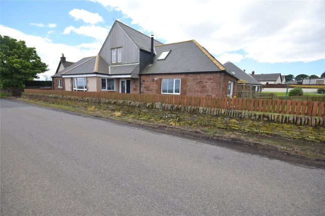 Thumbnail Detached house for sale in Esk Steading, Drumyellow, Arbroath, Angus