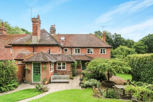 Thumbnail End terrace house for sale in The Common, Carron Lane, Midhurst, West Sussex